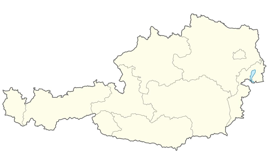 Karte von Österreich, Marschall - Ihr Immobilienmarkler für Luxusimmobilien in Österreich