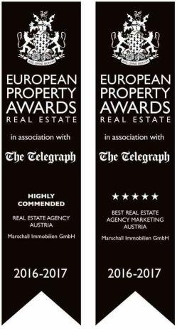 Logo: European Property Awarads Auszeichnung